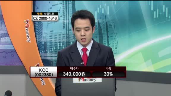 [종목진단] KCC (002380)