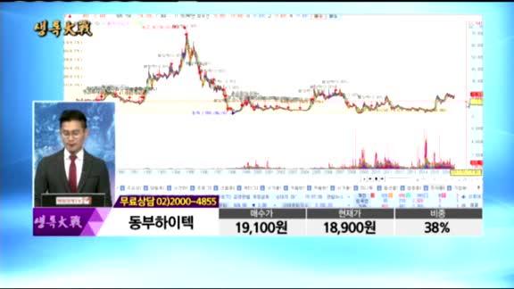 [종목상담]동부하이텍(000990)