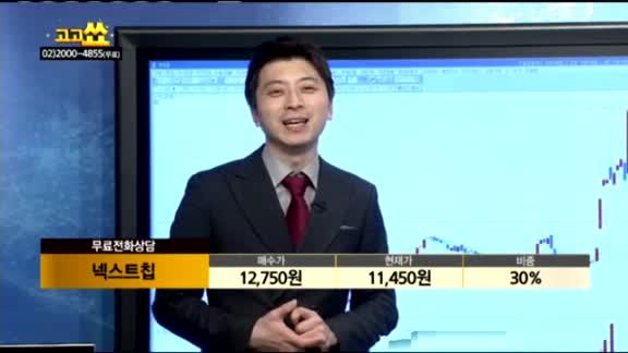 [종목상담]넥스트칩(092600)