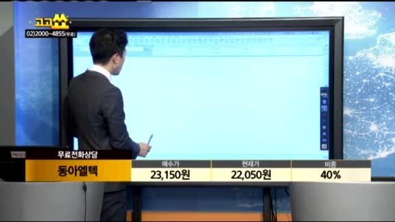 [종목상담]동아엘텍(088130)