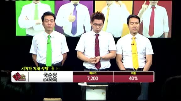[종목상담]국순당(043650)