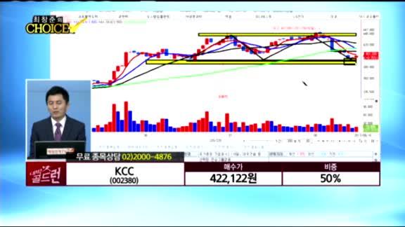 [종목상담] KCC(002380)