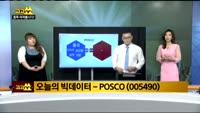 [김진우의 빅데이터] POSCO(005490)