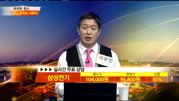 [종목상담] 삼성전기(009150)