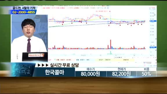 [종목상담] 한국콜마(161890)