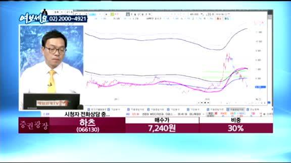 [김동호의 여보세요]하나투어(039130), 하츠(066130), 삼성에스디에스(018260)