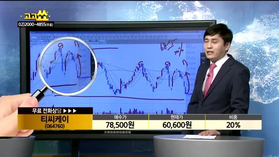 [종목상담]티씨케이(064760)