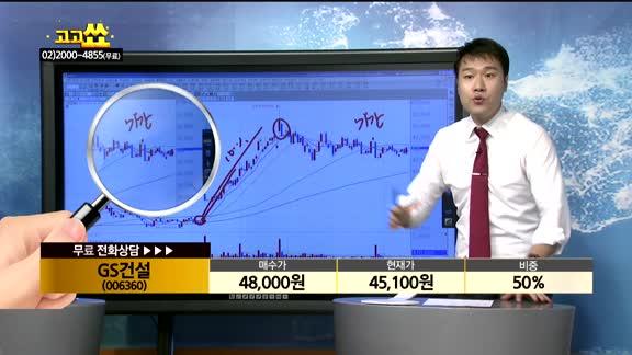 [종목상담]GS건설(006360)