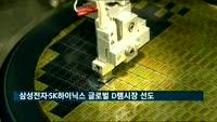 """삼성전자·SK하이닉스 """"글로벌 D램 점유율 73% 차지"""""""