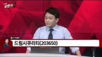 [빨간맛 종목] 드림시큐리티(203650)