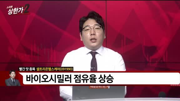 [빨간맛 종목] 셀트리온헬스케어(091990)
