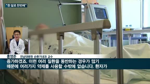 '한 알로 두세개 질환을 잡는다' 보령·대웅제약 복합제 '인기몰이'
