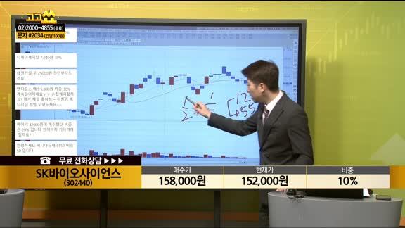 [종목상담] SK바이오사이언스(302440)
