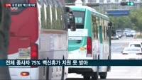 [단독] 시내버스 기사 두 번 울린 경기도 '백신 휴가제'